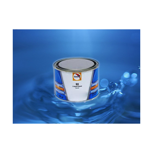GLASURIT TINTA BASE 90-A 503 BLU AZZURRO 0,5 lt