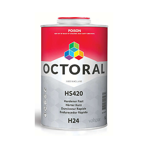 OCTORAL H24 CATALIZZATORE HS420 FAST 1 lt