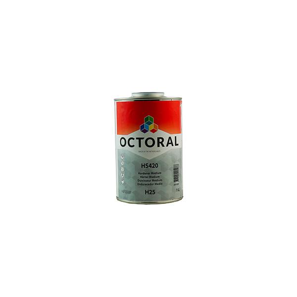 OCTORAL H25 CATALIZZATORE HS420 MEDIUM 1 lt