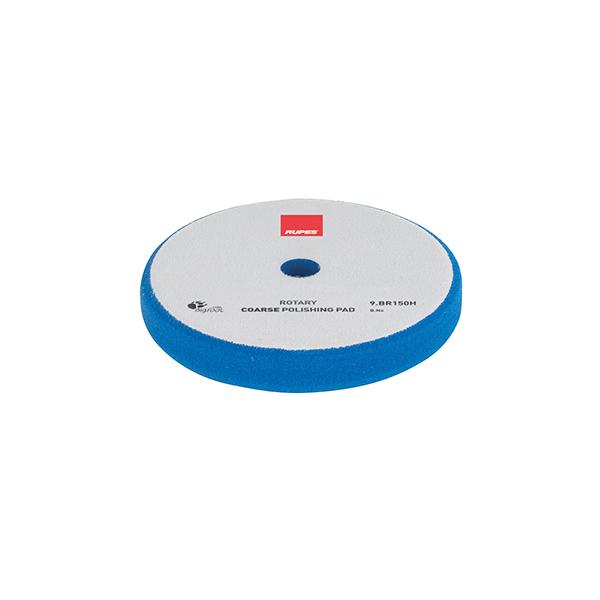 RUPES 9.BR150H TAMPONE IN SPUGNA BLU PER ROTATIVA 130/135 mm